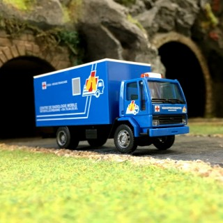 "Ford Cargo ""Croix Rouge""-HO-1/87-RIETZE 60619"