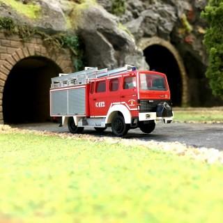 Lentner LF 16 TS Pompiers-HO 1/87-RIETZE 71220