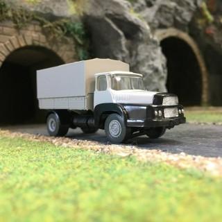 Camion UNIC Baché-HO 1/87-SAI 831