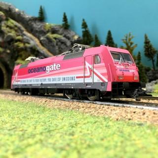 Locomotive C483 OceanoGate digital son ép VI 3R-HO 1/87-MARKLIN 36628