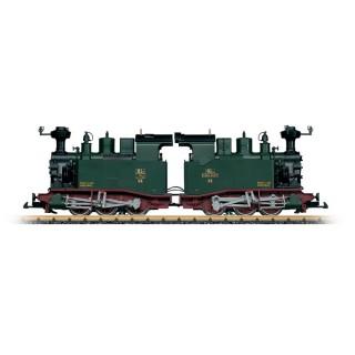 2 Locomotives vapeur Saxon CLII K train de jardin-G-1/22.5-LGB 20990