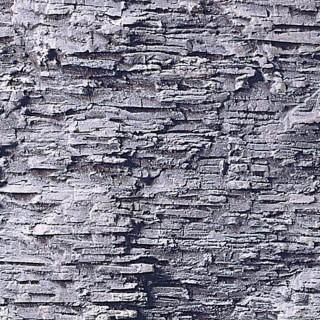 2 Plaques décor roche de montagne 40x18cm-Toutes échelles-HEKI 3137