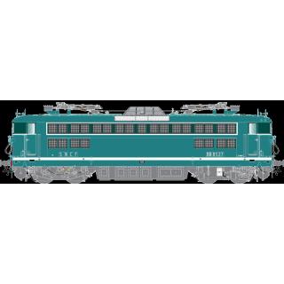 Locomotive BB8527 Les Aubrais Sncf ép IV -HO 1/87-R37 41039