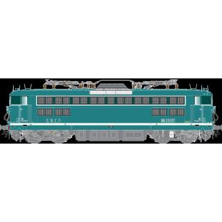 Locomotive BB25537 Mistral Marseille Sncf ép IV -HO 1/87-R37 41043