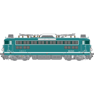 Locomotive BB25523 Dôle Sncf ép IV -HO 1/87-R37 41045