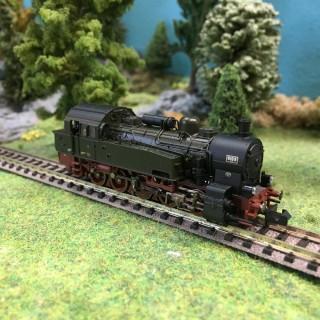 Locomotive T 16.1 K.PEV époque I -N-1/160-FLEISCHMANN 709403