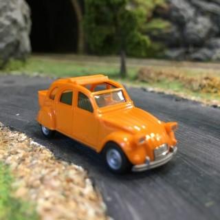 2CV Citroën -HO-1/87-HERPA 027632-004