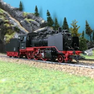 Locomotive BR24 + tender DB Ep III digitale sonore-HO-1/87-TRIX 22324