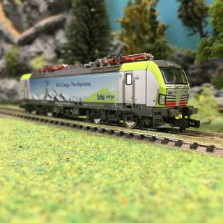 Locomotive Re 475 Vectron BLS Cargo Ep VI Digital son -N 1/160-FLEISCHMANN 739372