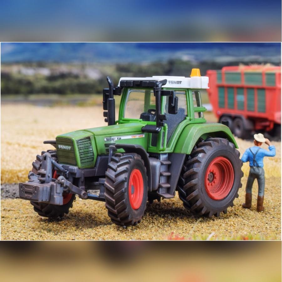 Tracteur agricole Fendt 926 -HO-1/87-KIBRI 12265