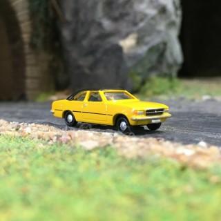 "Opel Reckord coupé D ""Toit vinyl""-N-1/160-MINIS LC4505"