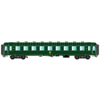 Voiture OCEM B9 33693 SNCF Ouest Ep IIIC-HO 1/87-R37 42252
