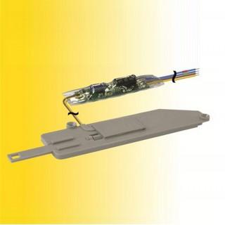 Moteur électrique d'aiguillage pour voie C-HO-1/87-VIESSMANN 4558