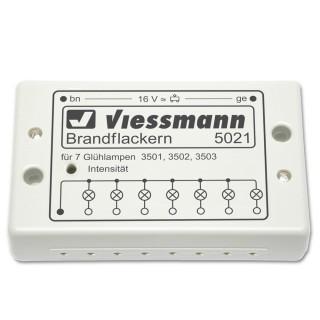 Module de scintillement de feu (Flammes)-Toutes échelles-VIESSMANN 5021