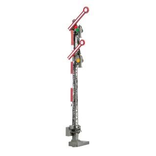 Signal mécanique à 2 palettes-digital-HO 1/87-VIESSMANN 4701