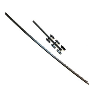 Crémaillère flexible 200mm PROFI-HO 1/87-FLEISCHMANN 6412