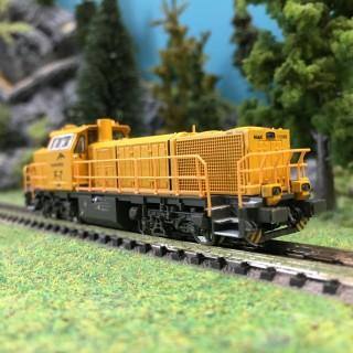 Locomotive G1700BB Arcelor Mittal Ep V-N 1/160-HOBBYTRAIN H2947