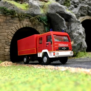 MAN Dekon-P Pompiers-HO 1/87-RIETZE 68046