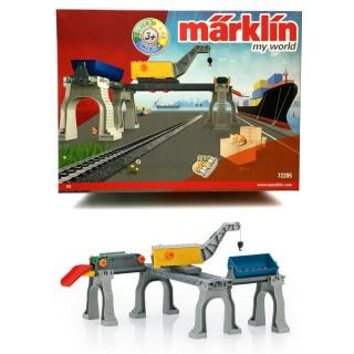 Station de chargement-HO 1/87-MARKLIN 72205