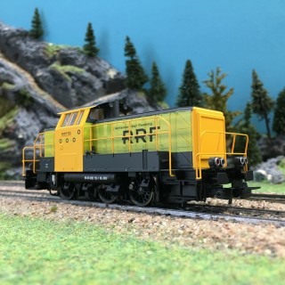 Locomotive Diesel 102 RRF Ep VI digital son 3R-HO-1/87-PIKO 96469