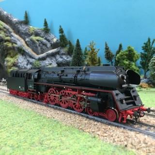 Locomotive BR 01 0507-2 DR ép IV digitale sonore -HO-1/87-ROCO 72135