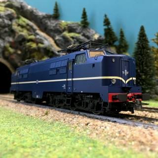 Locomotive 1223 NS Ep III-HO 1/87-ROCO 73833