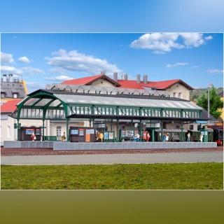 Verrière de Gare-N-1/160-KIBRI 37760