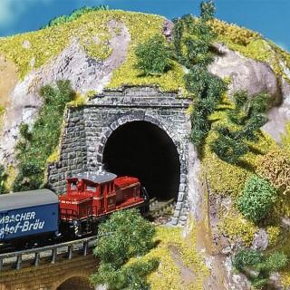 2 entrées de tunnel-Z 1/220-FALLER 282934