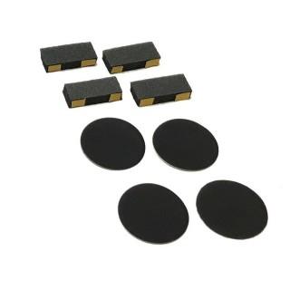 Tampons et disques de nettoyage pour wagon nettoyeur-MABAR 88250