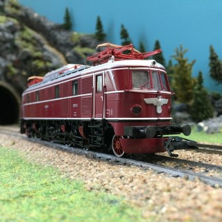 Locomotive E 19.1 3R digitale son-HO 1/87-MARKLIN 39193