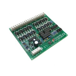 Module de rétrosignalisation à 8 sorties-RS 8-LDT 300212