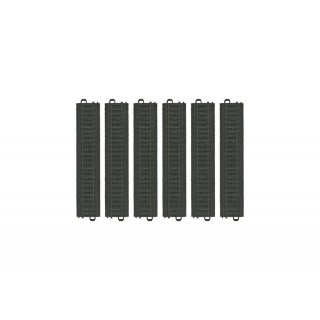 6 Rails complémentaires-HO 1/87-MARKLIN 23188