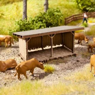 Abri pour animaux-HO 1/87-NOCH 14379