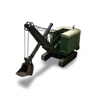 Excavatrice-HO 1/87-ARTITEC 387260