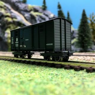 Wagon Fourgon DR Ep III IV-HOe 1/87-ROCO 34062