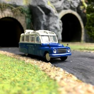 "Hanomag L28 ""Austrobus""-HO-1/87-Starline Models 58186"