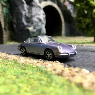 Porsche 911 Targa 66-73-HO 1/87-BREKINA 16261