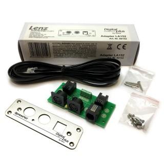 Adaptateur LA152 -HO-1/87-LENZ-80152