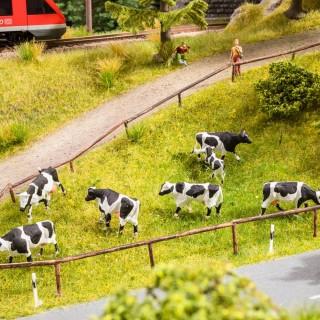 """Module sonore """"Vaches aux pâturages""""-Toutes echelles-NOCH 12851"""