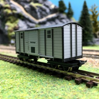 Wagon Fourgon Ep IV-HOe 1/87-ROCO 34065