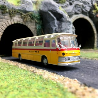 Bus Neoplan NS12 PTT Suisses-HO-1/87-Starline Models 58230