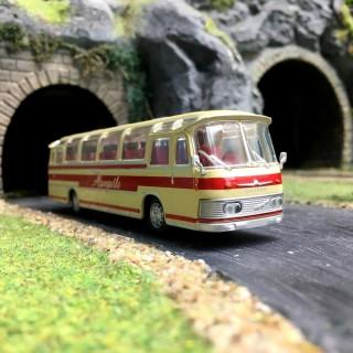 """Bus Neoplan NS12 """"Alpenperle""""-HO-1/87-Starline Models 58232"""
