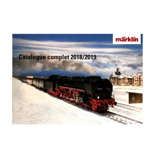 Catalogue général Marklin 2018-2019 Français 434 pages-MARKLIN 15763