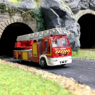 """Magirus DLK 32 Pompiers """"Remiremont""""-HO 1/87-RIETZE 68567"""
