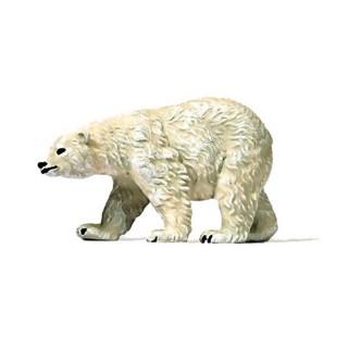 Ours Blanc-HO 1/87-PREISER 29520