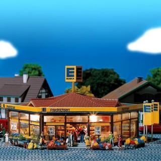 Supermarché Edeka-N 1/160-FALLER 232205