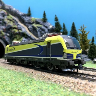 Locomotive 193 890 CargoServ Ep VI digitale son-HO 1/87-ROCO 73924