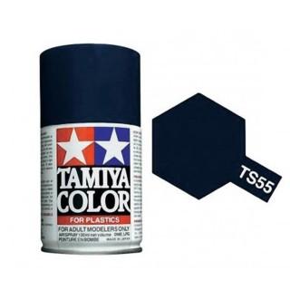 Bleu Foncé Brillant Spray de 100ml-TAMIYA TS55