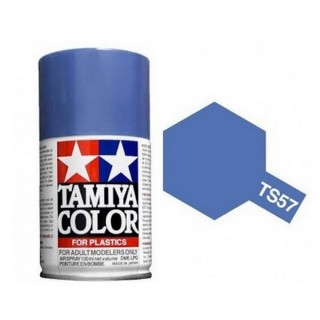 Bleu Violet Brillant Spray de 100ml-TAMIYA TS57