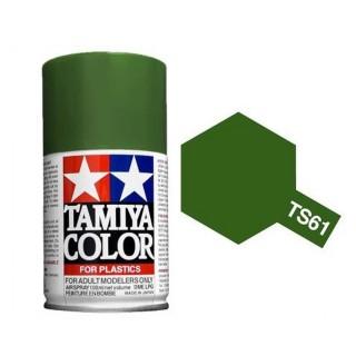Vert OTAN Mat Spray de 100ml-TAMIYA TS61